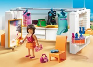 Playmobil - 5576 - Modern Dressing Room