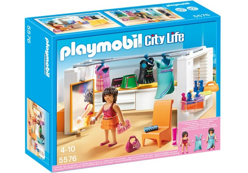 Playmobil 5576 - Modern Dressing Room - Box