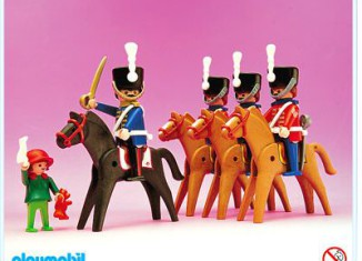 Playmobil - 5580 - Soldiers On Parade