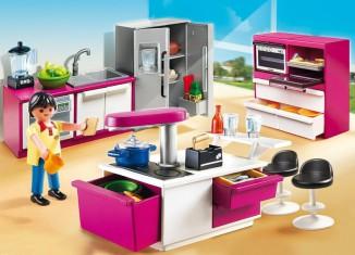 Playmobil - 5582 - Modern Designer Kitchen