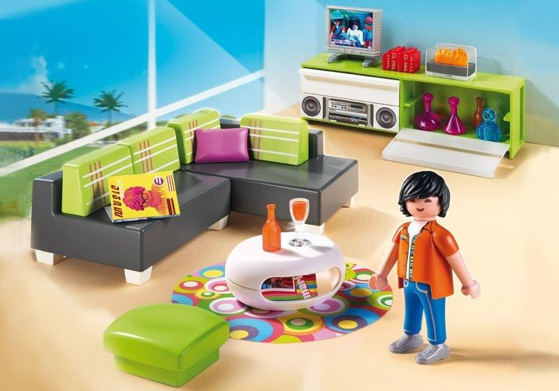 Playmobil Set: 5584 - Wohnzimmer - Klickypedia