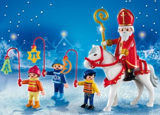Playmobil - 5593 - Christmas Parade