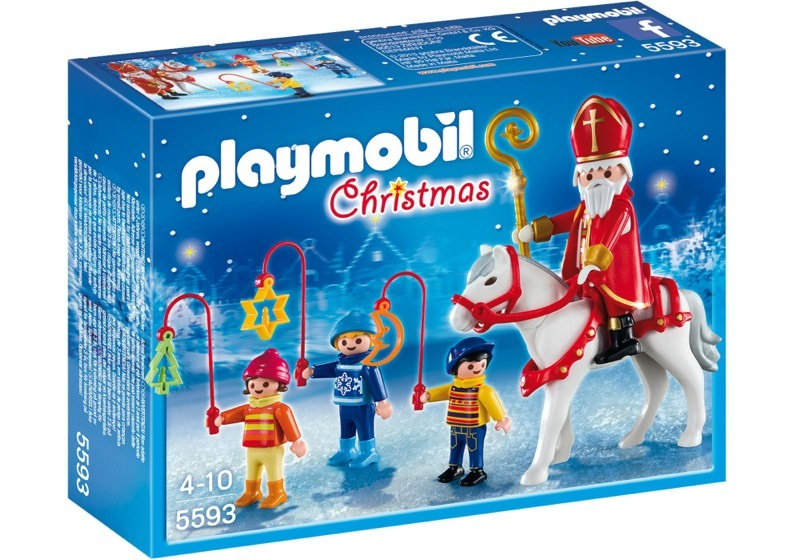 Playmobil 5593 - Christmas Parade - Box