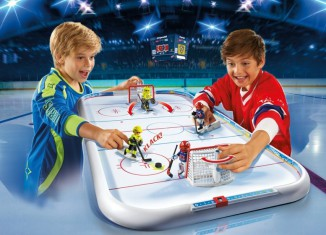 Playmobil - 5594 - Hockey Arena
