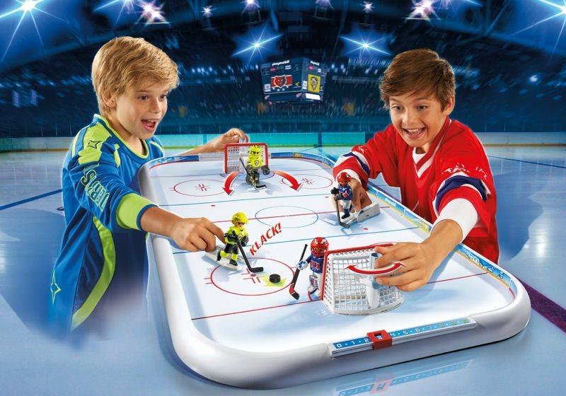 Playmobil Set: 5594 - Hockey Arena - Klickypedia