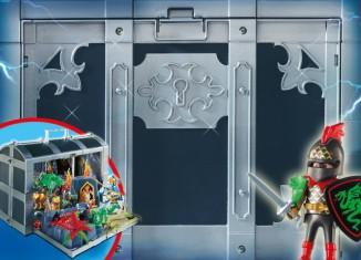 Playmobil - 5784-usa - Knight's Battle Chest