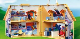 Playmobil - 5870-usa - Take-a-long Pet Clinic