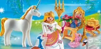 Playmobil - 5892 - Carrying Case Princess