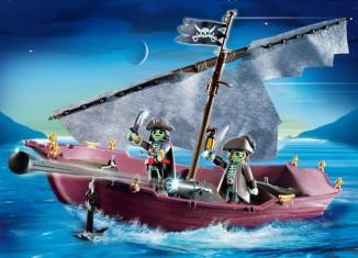 Playmobil - 5901 - Ghost Pirate Ship