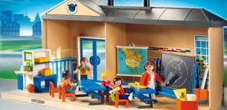 Playmobil - 5941-usa - Take-Along School