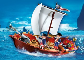 Playmobil - 5948-usa - soldiers' boat
