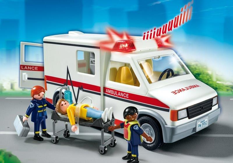 playmobil set 5952 usa rescue ambulance klickypedia. Black Bedroom Furniture Sets. Home Design Ideas