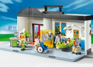 Playmobil - 5953 - Take-Along Hospital