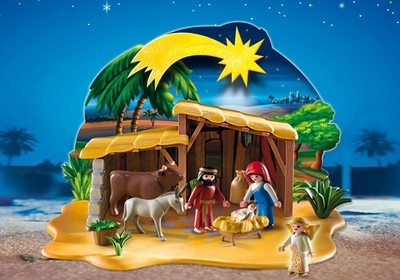 Christmas Nativity Figures