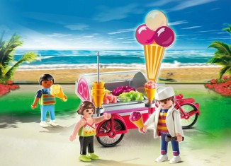 Playmobil - 5962 - Ice Cream Cart