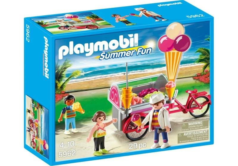 Playmobil 5962 - Ice Cream Cart - Box