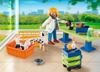 Playmobil - 5970 - Carrying Case Vet Clinic