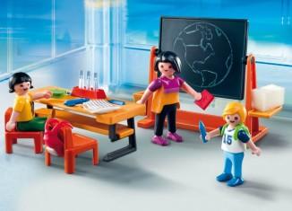 Playmobil - 5971 - Carrying Case School