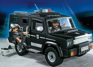 Playmobil - 5974 - Tactical Unit Car