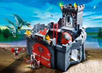 Playmobil - 5979 - Dragon Knights' Castle