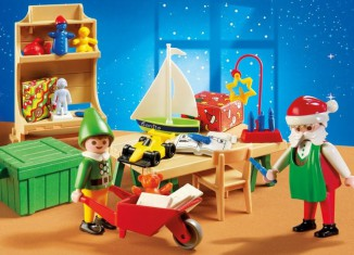 Playmobil - 5987 - Santa's Workshop