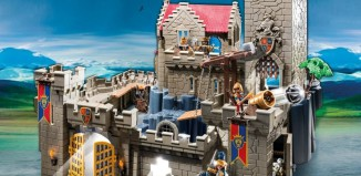 Playmobil - 6000 - Royal Lion Knight`s Castle