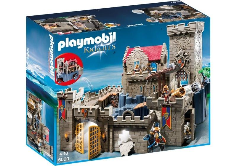 Playmobil 6000 - Royal Lion Knight`s Castle - Box