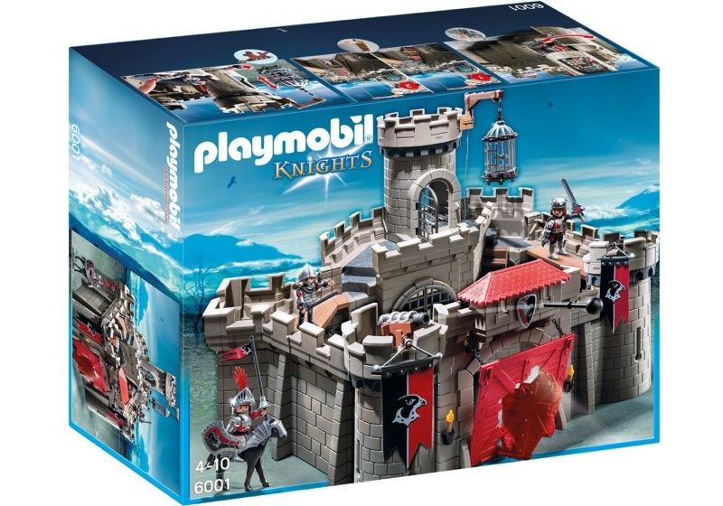 Playmobil 6001 - Hawk Knights' Castle - Box