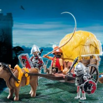 Playmobil - Carro con Buey