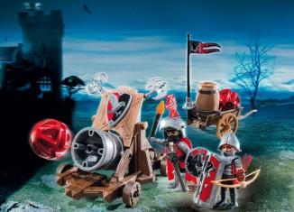 Playmobil - 6038 - Hawk Knights` Battle Cannon