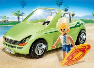 Playmobil - 6069 - Surf-Roadster
