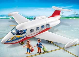 Playmobil - 6081 - Avion de vacances
