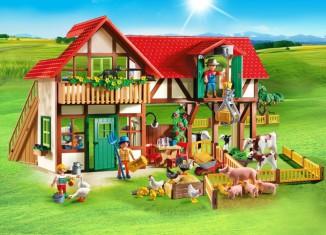 Playmobil - 6120 - Farm