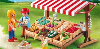 Playmobil - 6121 - Farmer's Market