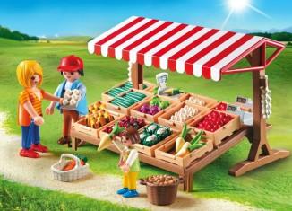 Playmobil - 6121 - Farmer's Market
