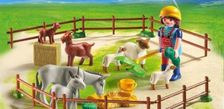 Playmobil - 6133 - Farm Animal Pen