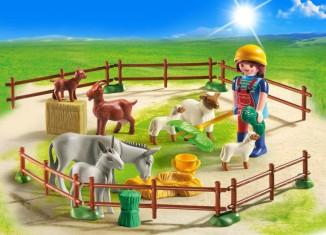 Playmobil - 6133 - Farm Animal Pen
