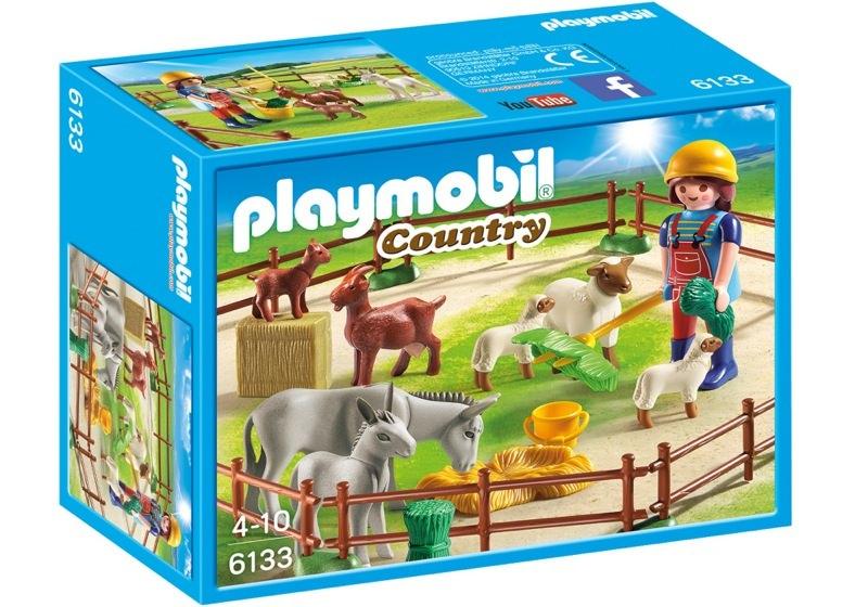 Playmobil 6133 - Farm Animal Pen - Box
