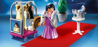 Playmobil - 6150 - Red Carpet Fashionista