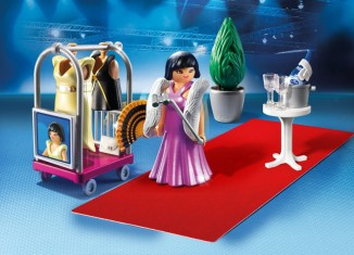 Playmobil - 6150 - Red Carpet Fashionista