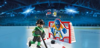 Playmobil - 6192 - Hockey player