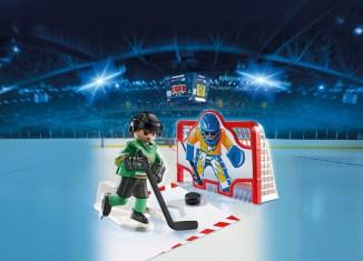 Playmobil - 6192 - Hockey player