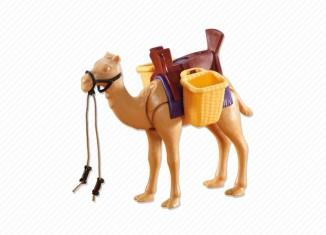 Playmobil - 6203 - Camel with Accessories