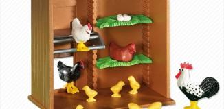 Playmobil - 6207 - Hen House