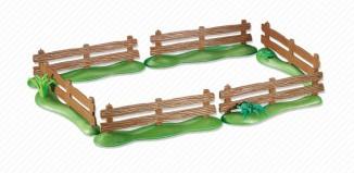 Playmobil - 6208 - Barn Fencing