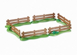 Playmobil - 6208 - Vallas para animales