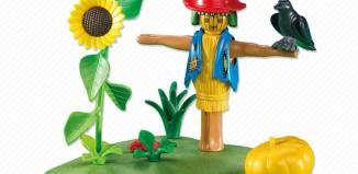 Playmobil - 6211 - Scarecrow