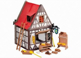 Playmobil - 6219 - Medieval Bakery