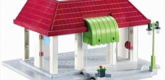 Playmobil - 6220 - Store with Awning