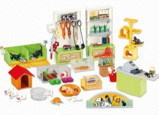 Playmobil - 6221 - Pet Store Interior